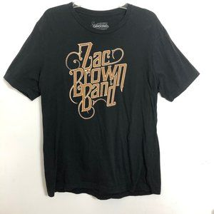 Zac Brown Band 2017 Welcome Home Graphic Tee